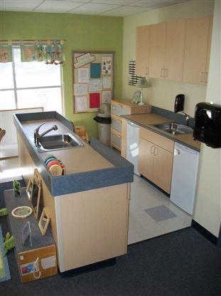 Infant Changing Station Daycare Design Daycare Room