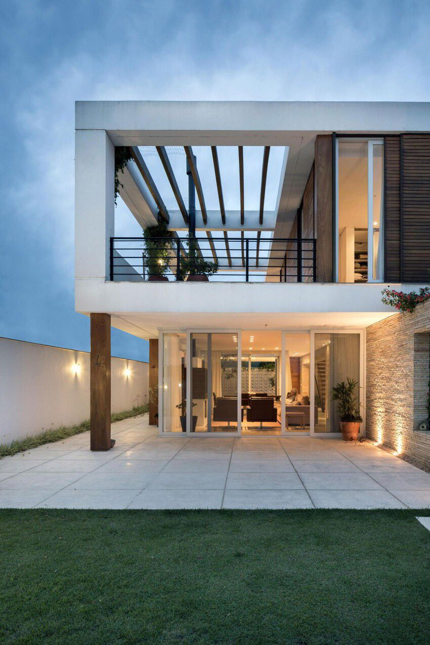 Gallery of Terraville House / AT Arquitetura - 1 | Traumhäuser