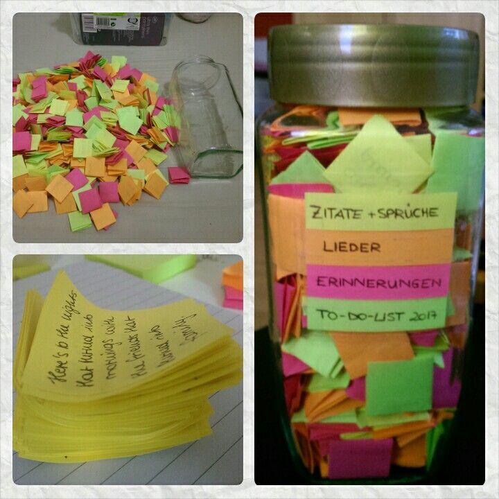 Geschenk f r meine beste freundin 400 zettel mit spr chen lieder erinnerungen eine - Geschenkideen freundin selber machen ...