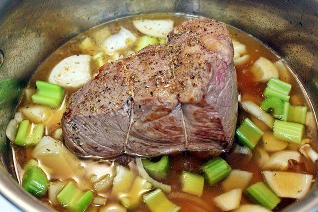 How Do I Cook An Outside Round Roast Roast Beef Recipes Outside Round Roast Slow Cooker Round Roast