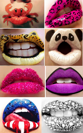 lip fashion~ Your fashion,Our passion more fashion items >> www.wannafashion.com