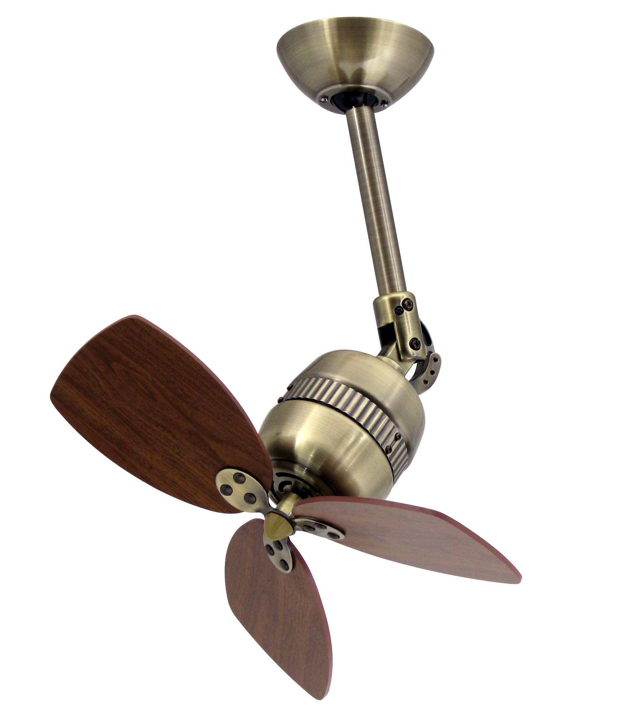 with inspirational elegant fan twin kit gyro aire light wet orb of ceiling double ideas minka inch lighting ceilings