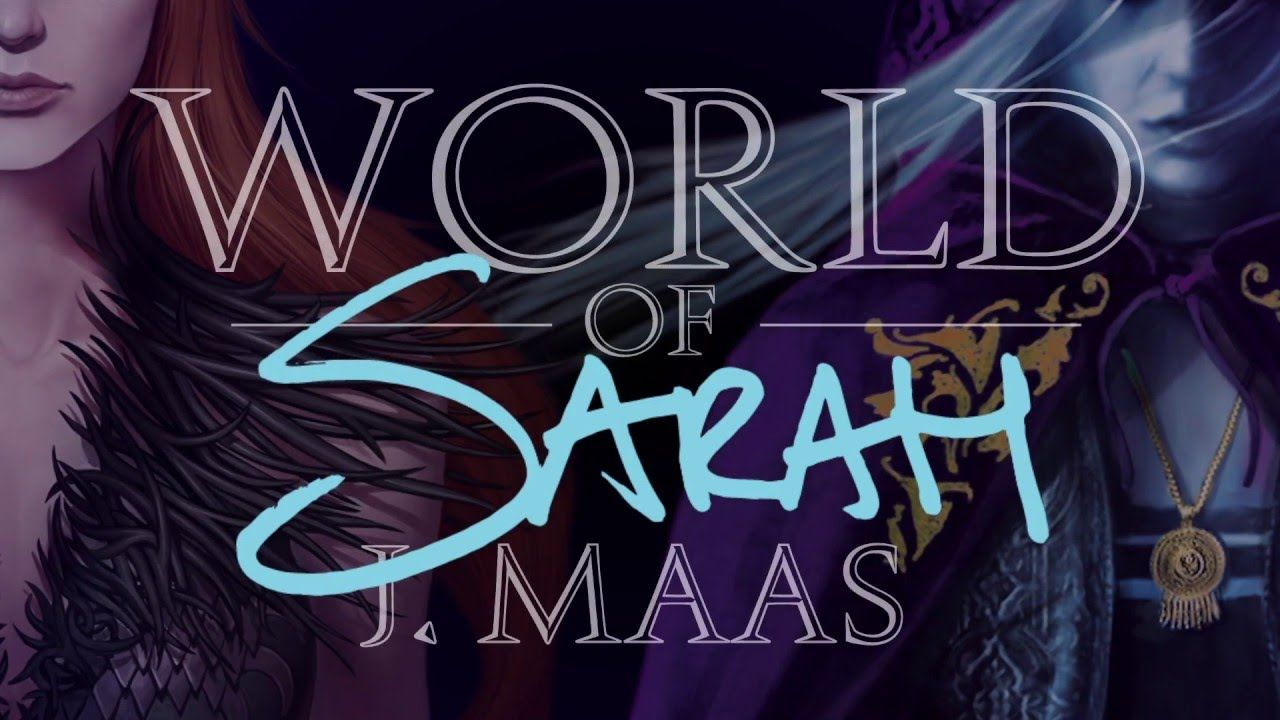 A Court Of Mist And Fury By Sarah J Maas Pronunciation Guide