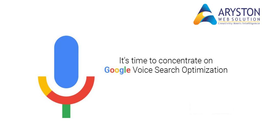 Google Voice Search Optimization Digital Marketing Search Optimization Database Marketing