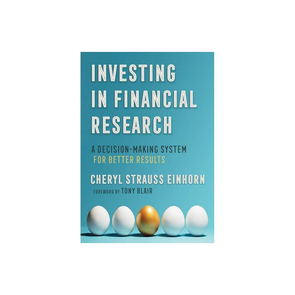 A Decision-Making System for Better Results Investing in Financial Research