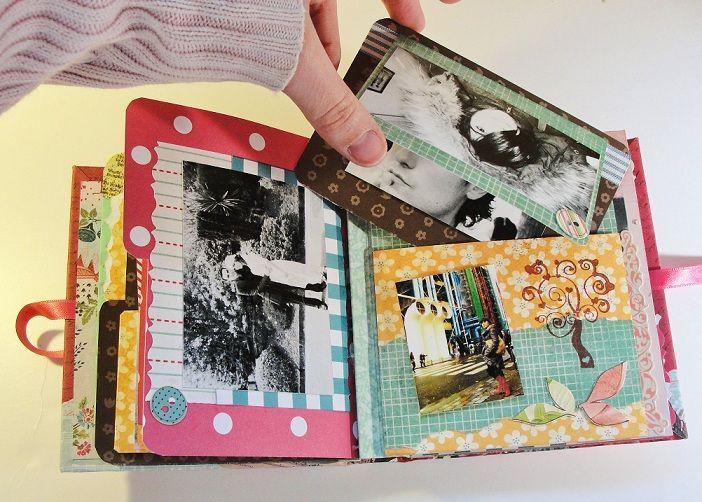 Bien-aimé scrapbook paso a paso - Buscar con Google | scrapbook | Pinterest  RO54