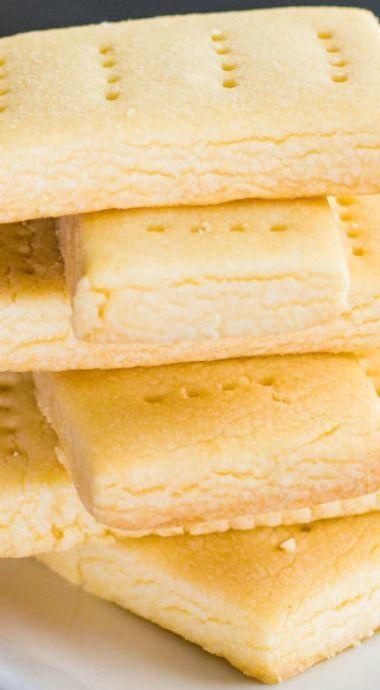 Classic Shortbread Cookies - Jo Cooks
