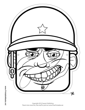 army helmet coloring pages - photo#16