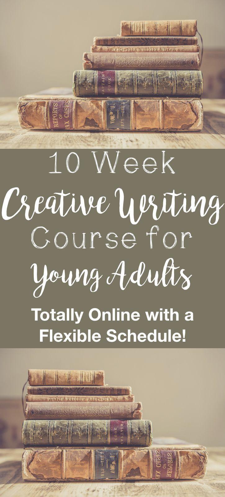 creative writing online class