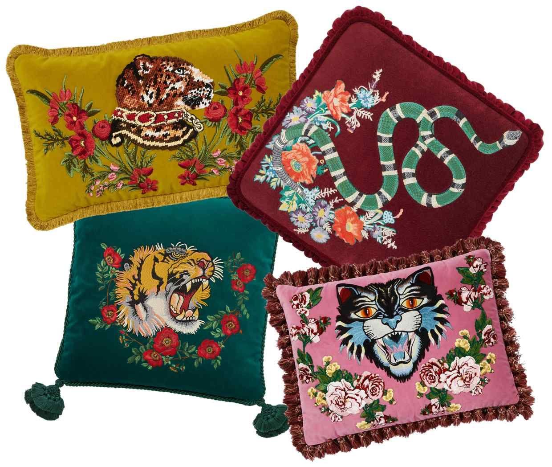 Home Furnishing Velvet Pillowcase with
