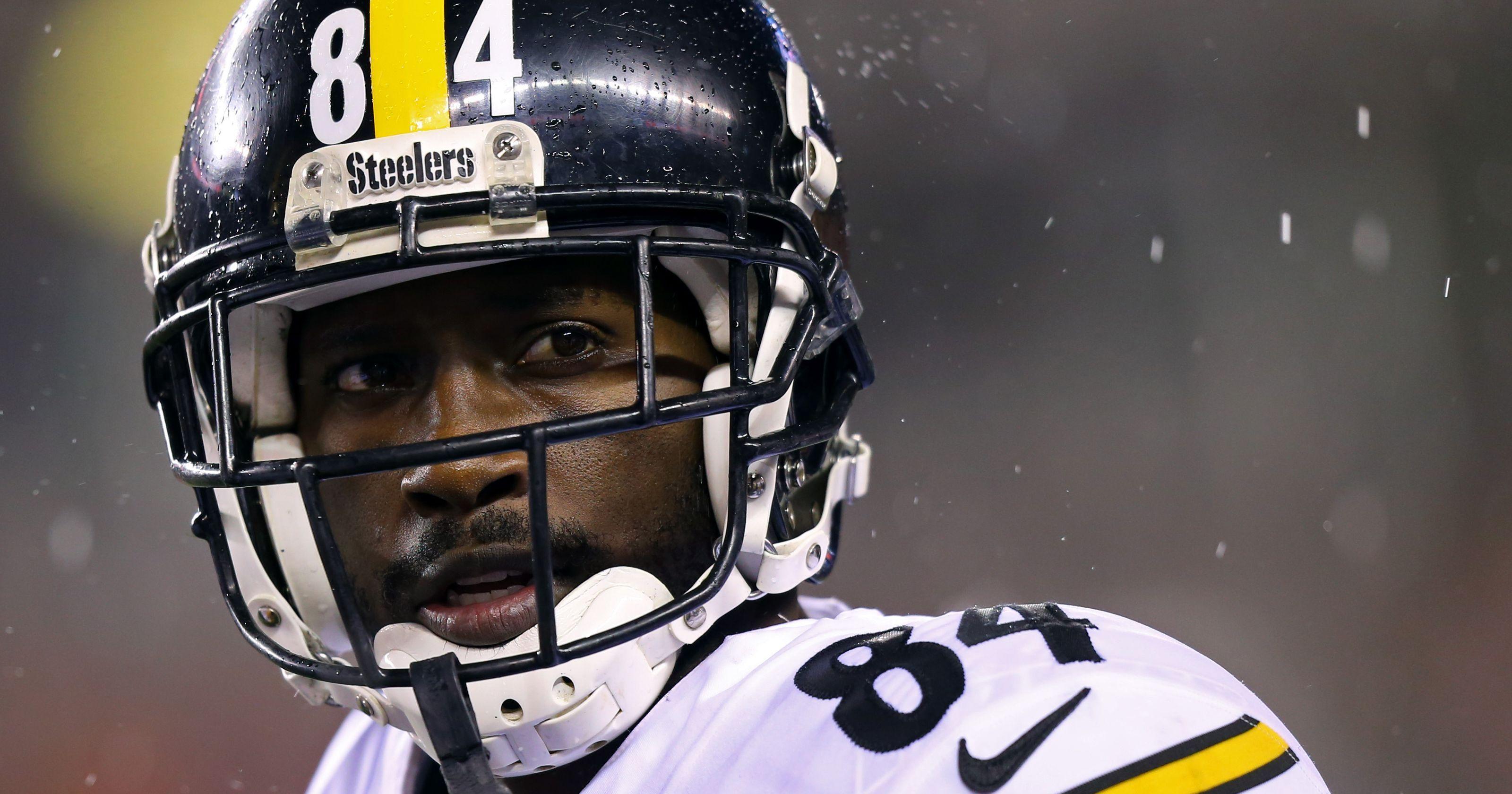7e6e90cb340 Antonio Brown, Steelers got cleats to support Ryan Shazier   Evanino.com