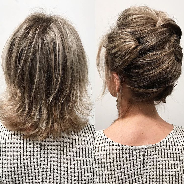 Short Hair CAN Go Up (no Extensions Added)! Today I Taught