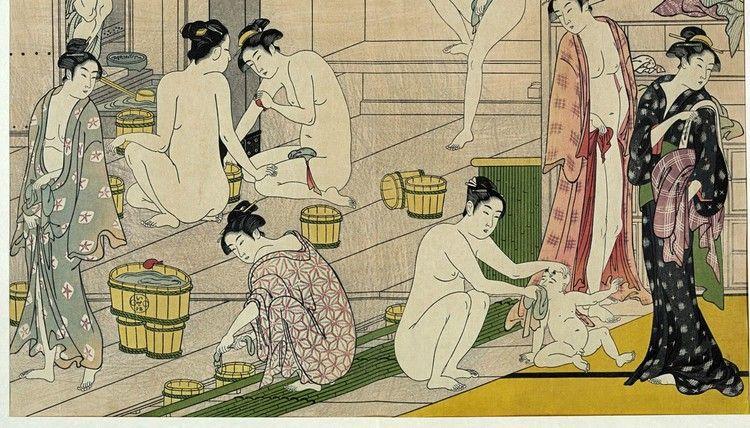 Tokyo's public baths: How to enjoy a sento