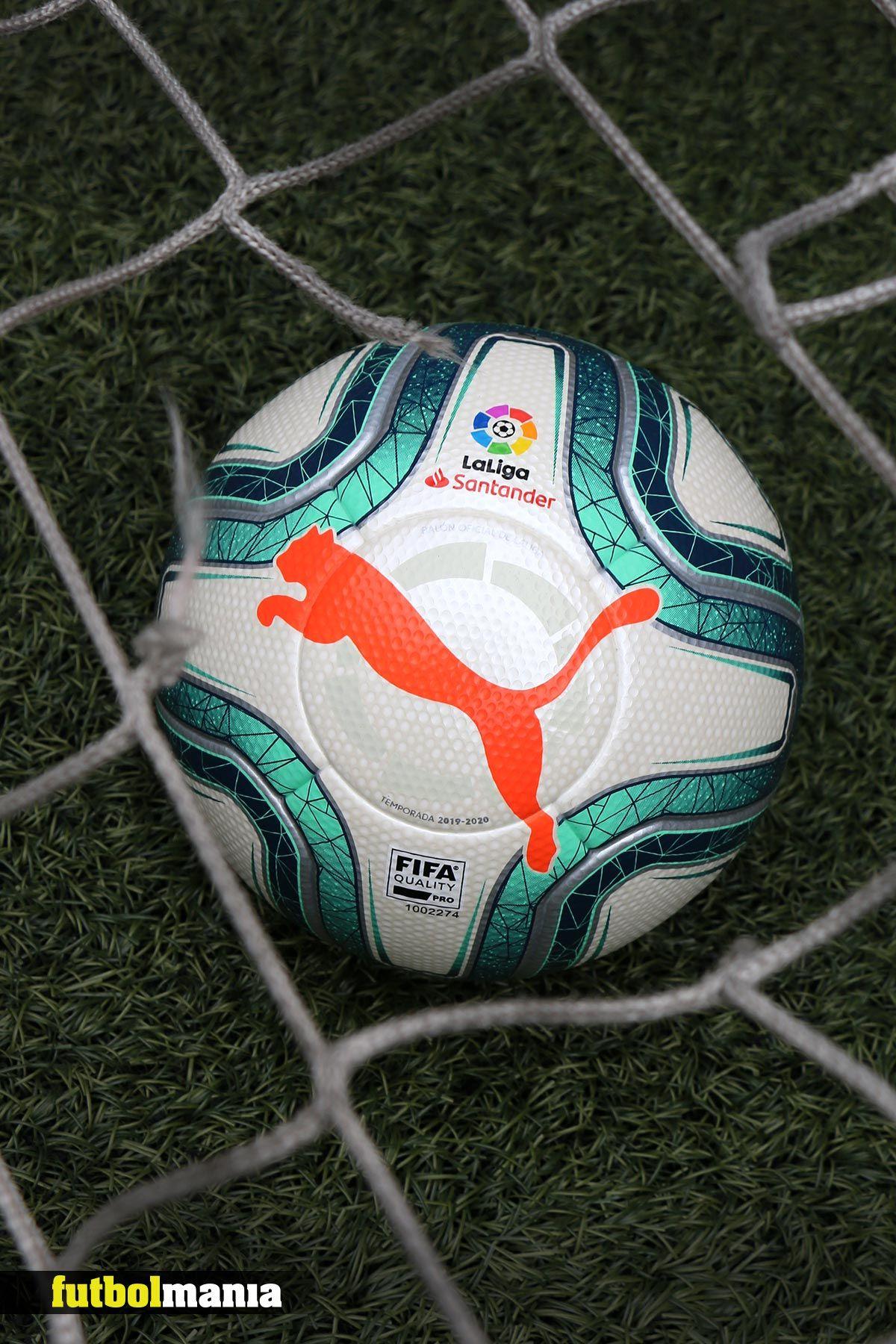 Invitación Humillar Competidores  Balón oficial La Liga | Balones, Puma futbol, Balones de fútbol