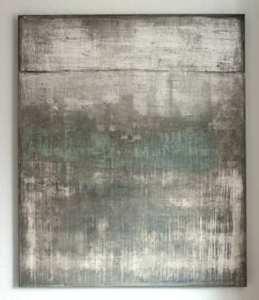 "Saatchi Art Artist Christian Hetzel; Painting, ""wall impressions No.16"" #art"