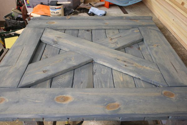 Remodelaholic Diy Dutch Barn Door Remodelaholic Diy Barn Door