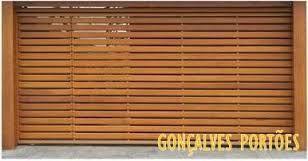 Resultado de imagem para projeto portao basculante madeira