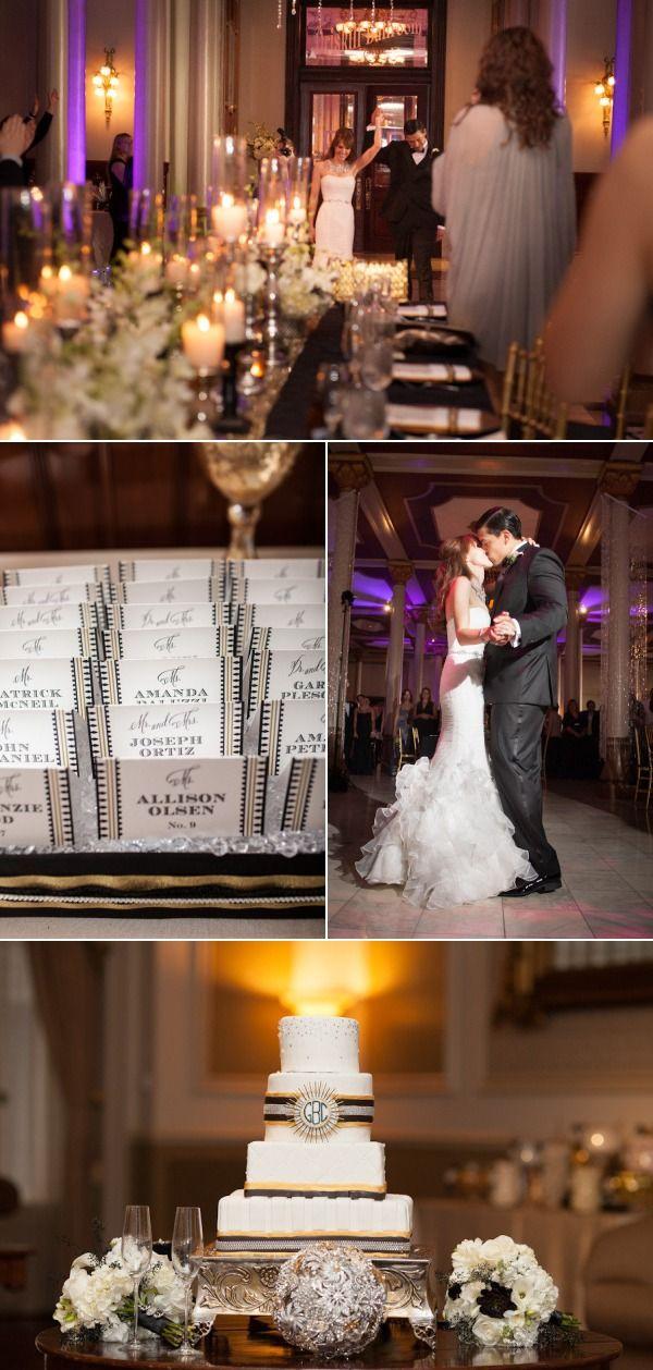 Austin Wedding at The Driskill Hotel from Jenny DeMarco