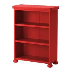 Mammut Shelf Unit Red Width 30 3 8 Depth 13 3 8