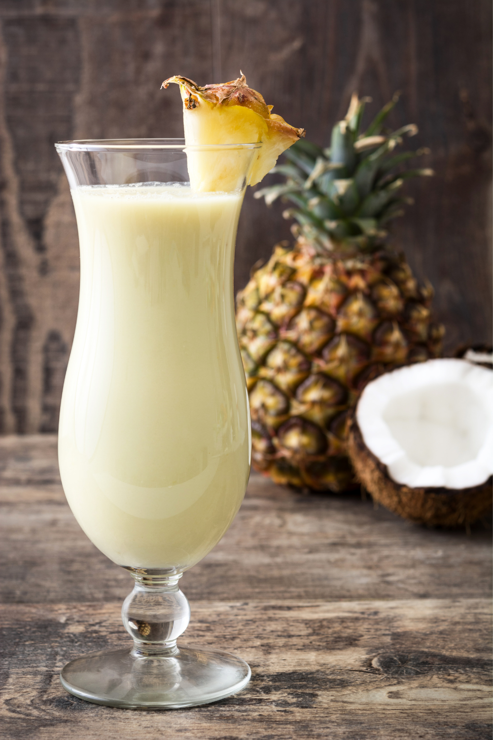 The Pina Colada Cocktail Alcohol Drink Recipes Pina Colada Cocktail Recipe Pina Colada