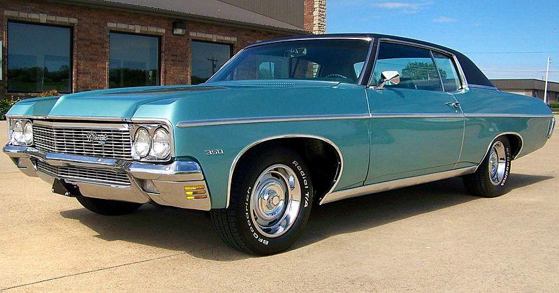 1970 Chevrolet Caprice Chevrolet Caprice Chevrolet Classic