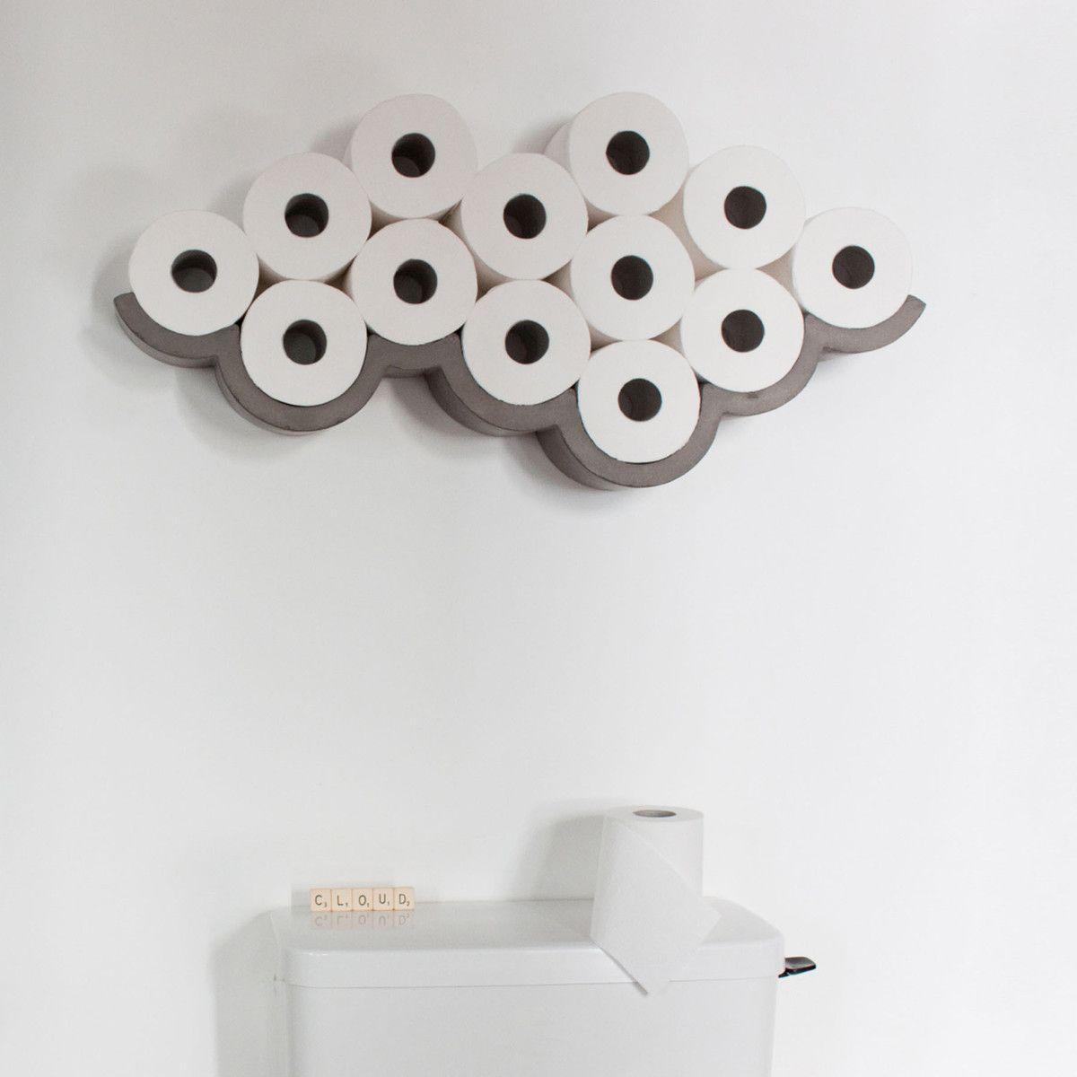 Jan Kurtz - Cloud Toilettenpapierhalter - Ambientebild ähnliche ...