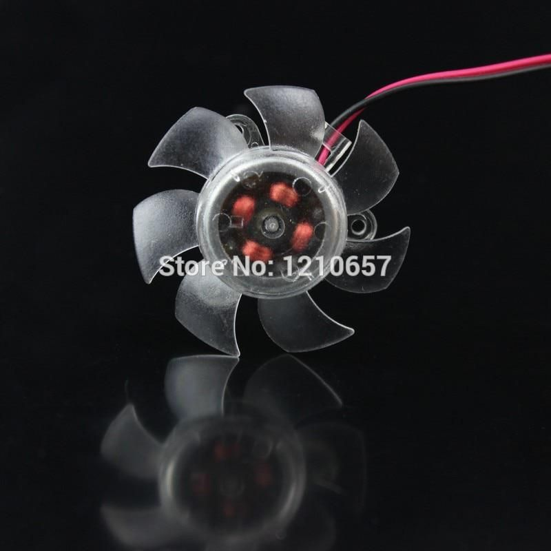 5 Pieces Lot 12v 2 Pin 45mm Heatsink Cooler Cooling Fan For Vga Video Graphics Card Yesterday S Price Us 8 49 7 57 Eur Graphic Card Cooling Fan Heatsink