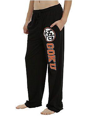Dragon Ball Z Goku Guys Pajama Pants Ropa Cosplay Ropa Anime Ropa