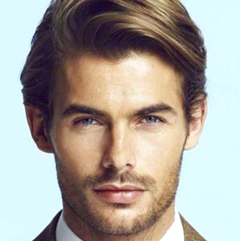 Hommes Coiffures Pour Longueur Moyenne Cheveux Raides In 2020 Mens Hairstyles Medium Mens Hairstyles Medium Length Hair Styles