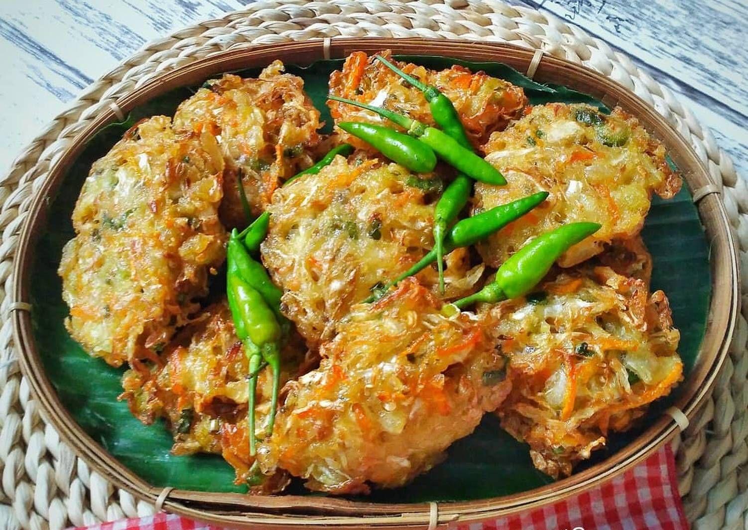 Resep Bakwan Sayur Bala Bala Oleh Susan Mellyani Resep Resep Sayuran Cemilan
