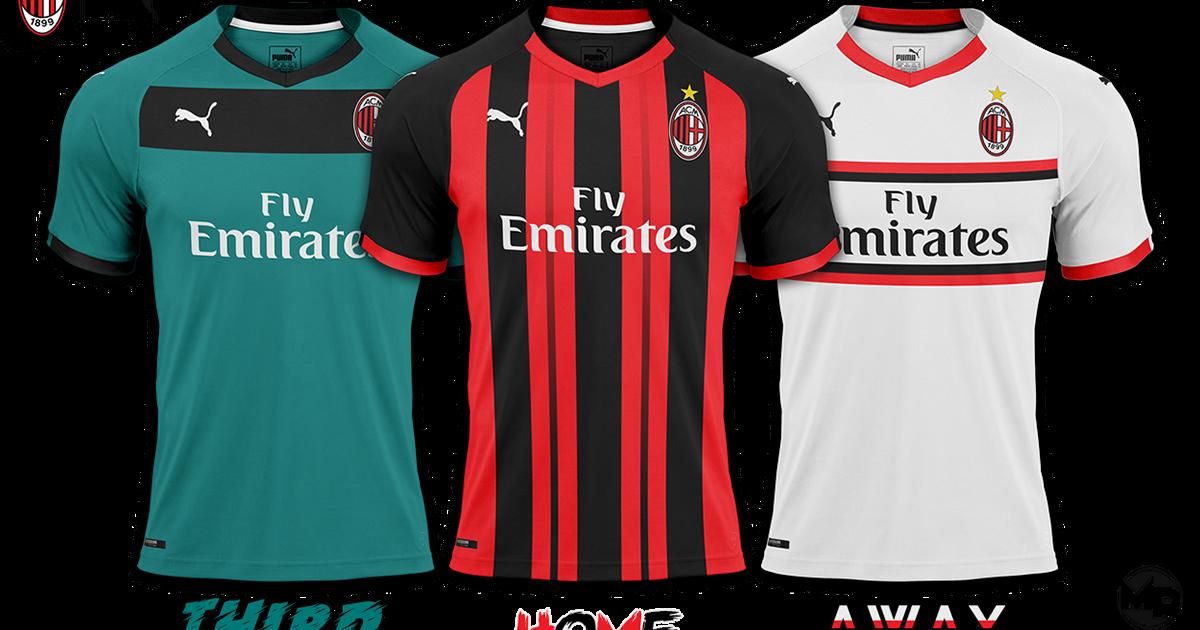Pin By Op On Uniformes De Futbol In 2020 Ac Milan Ac Milan Kit Milan Football