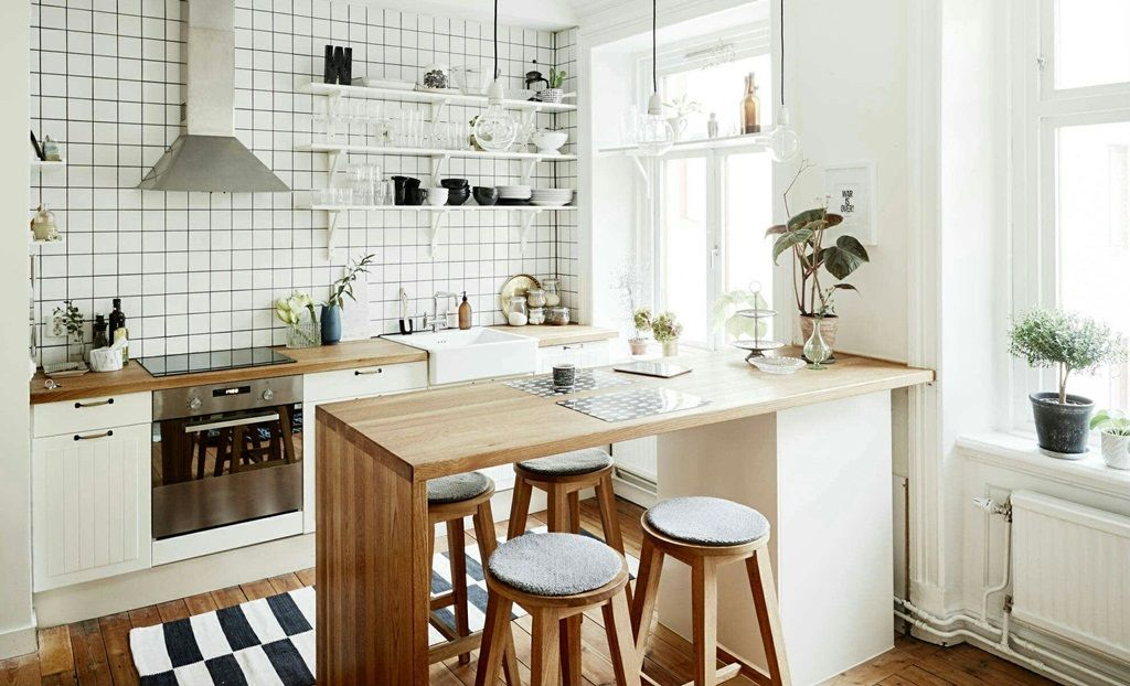Swedish Kitchen Designs Alluring Interior Design With A Refreshment And Functionality Interior Design Kitchen Kitchen Interior Kitchen Cabinet Design