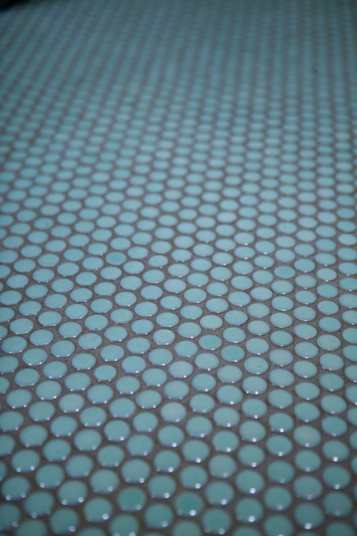 Blue penny tile with dark grout home kitchens pinterest blue penny tile with dark grout dailygadgetfo Choice Image