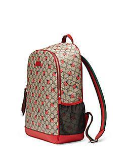 0305f1df0109aa Gucci - Mum GG Ladybug Backpack Diaper Bag   ideas   Diaper bag ...