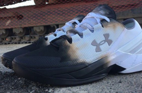 Mache Customs Truly Heats Up The Under Armour Curry 2 Low Chef http://SneakersCartel.com #sneakers #shoes #kicks #jordan #lebron #nba #nike #adidas #reebok #airjordan #sneakerhead #fashion #sneakerscartel