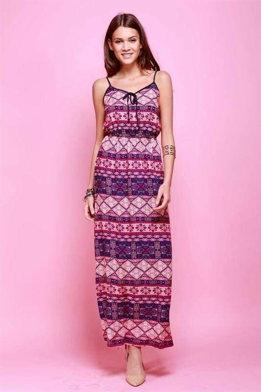 Maxi dress on facebook