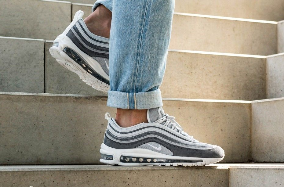 nike air max 97 premium wolf grey cool grey