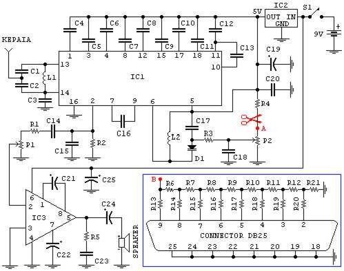 Terrific Fm Radio May Be Used With Pc Circuit Diagrams Schematics Wiring Cloud Oideiuggs Outletorg