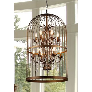 Rinee cage chandelier overstock shopping the best deals on rinee cage chandelier overstock shopping the best deals on chandeliers pendants aloadofball Choice Image
