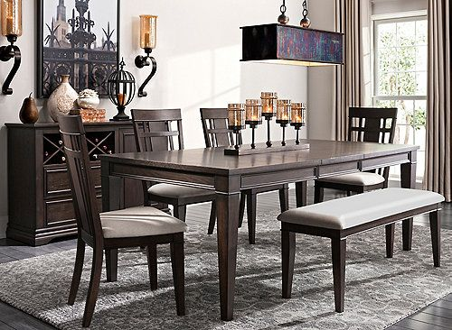 27+ Espresso color dining room sets Various Types