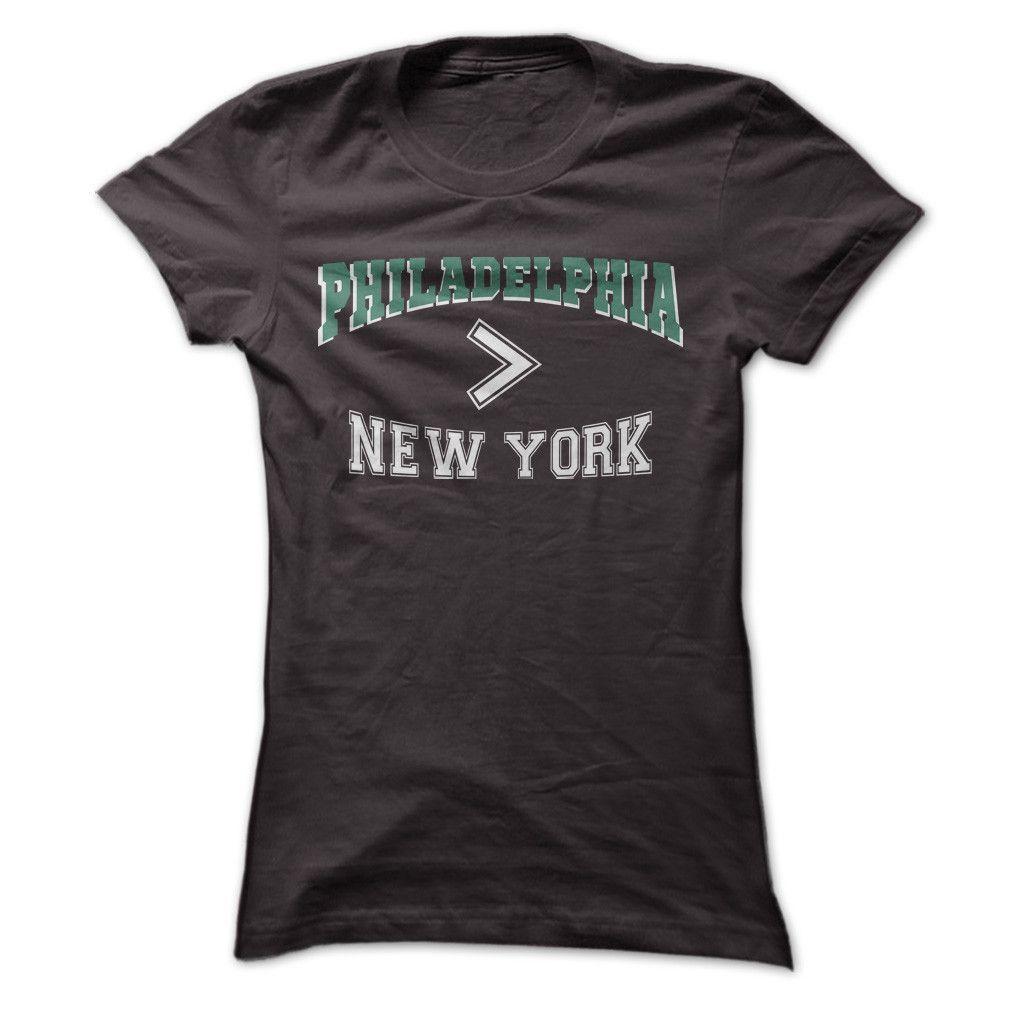 Philadelphia > New York