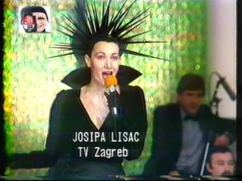 Josipa Lisac Gdje Dunav Ljubi Nebo Live Jugovizija 1987 My Music Nebo Music