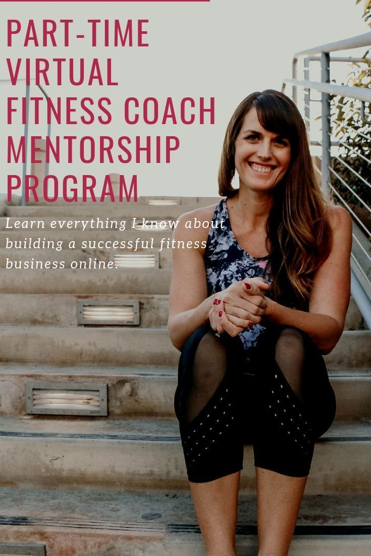 Want to start a part-time virtual fitness coach mentorship program? Click and learn everything to kn...