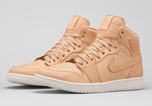 detailing a3ce6 14a7c Nude High Top Jordan Sneakers   Fierce Kicks