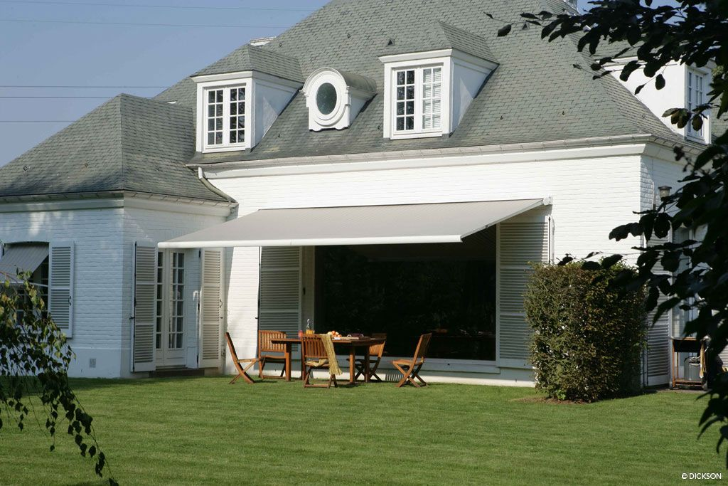 Pin By Sally Peterson On Awnings House Styles Open Plan Living