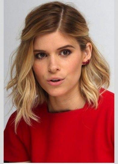 peinados media melena - Buscar con Google