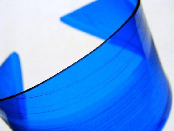 I M Still Having An Affair With Cobalt Blue Eye Pop Art S Vinyl Record Cuff Is Bangin 14 Blue Vinyl Vinyl Records Vinyl Record Art