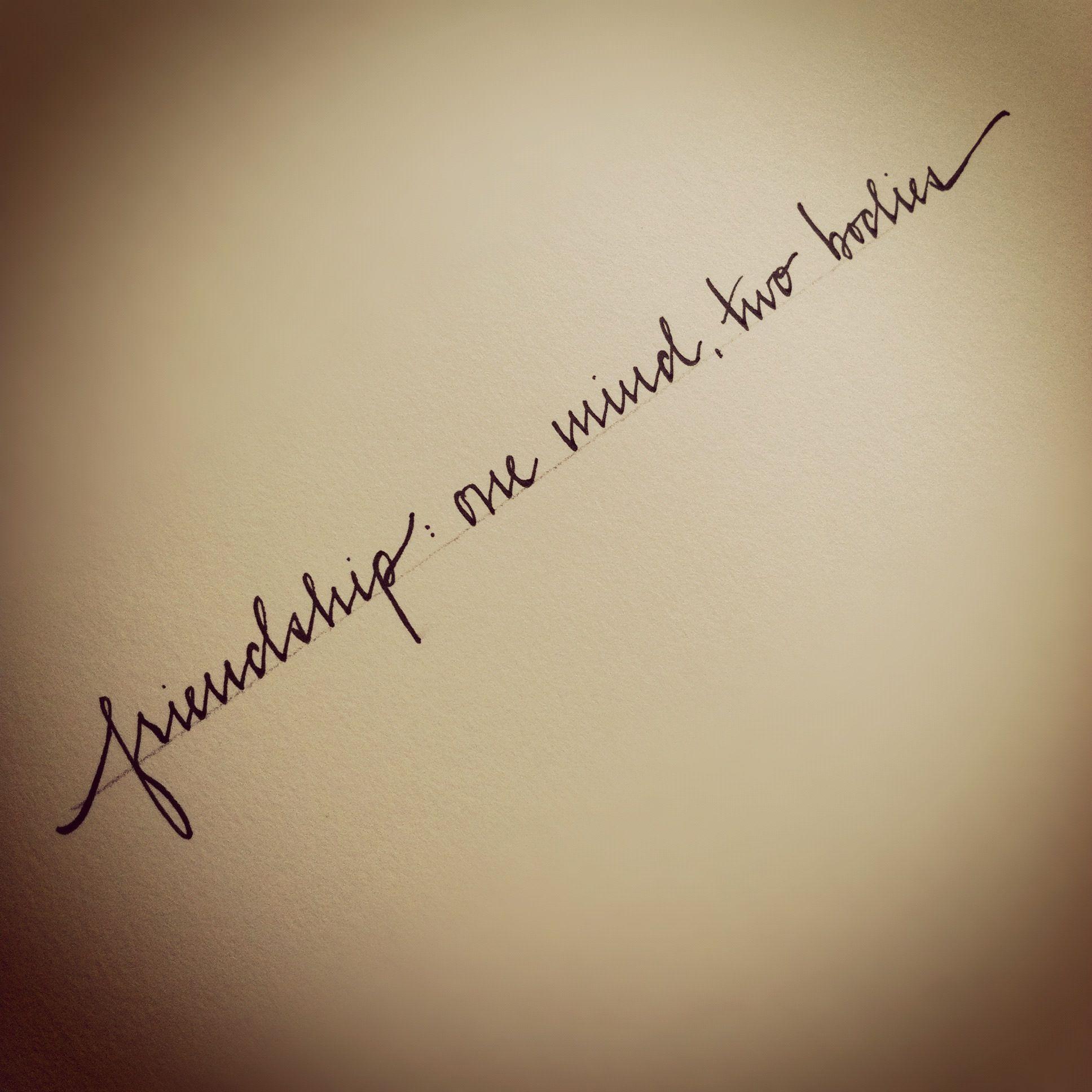 tattooing like whoa   Tattoo friendship, Friendship and Infinity ...