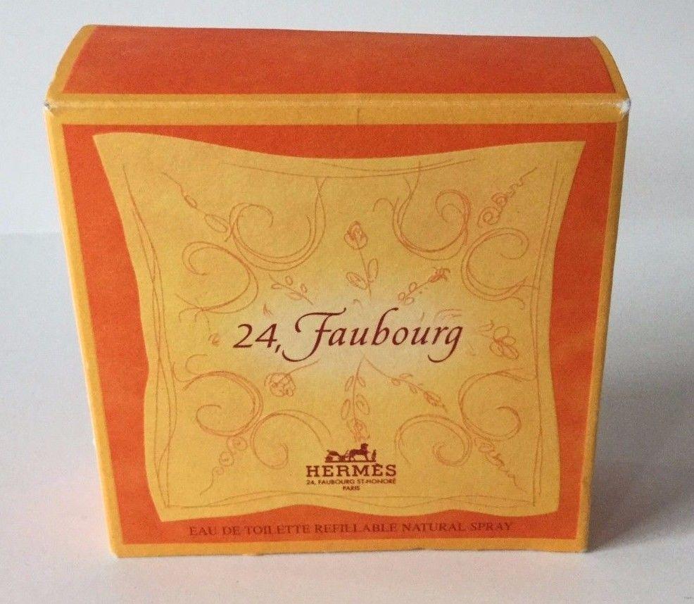 hermes 24 faubourg limited edition 1 3 oz eau de toilette hermes high end cosmetics