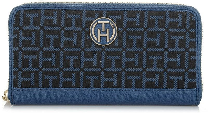 Smooth Leather Zip Around Wallet - Sales Up to -50% Tommy Hilfiger uHbPhU3aR1